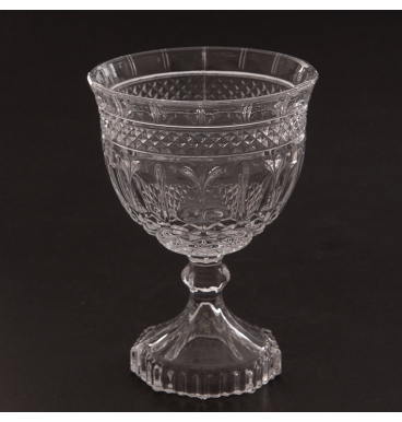 glass compote to hire