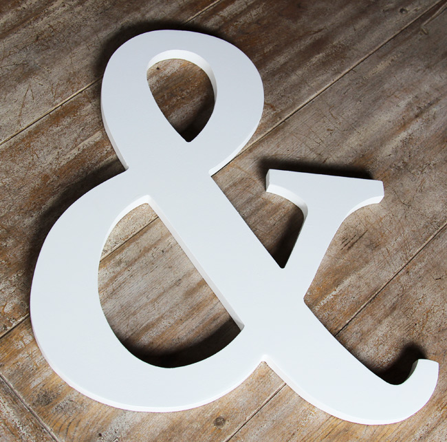 ampersand to hire