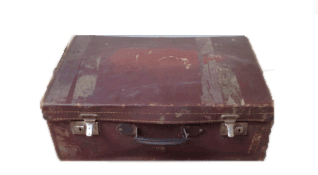 suitcase to hire