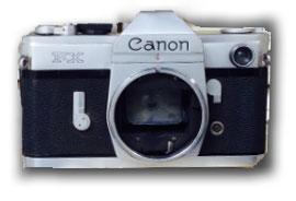 vintage camera to hire