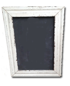 chalkboard to hire