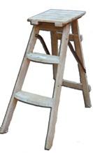 shabby ladder