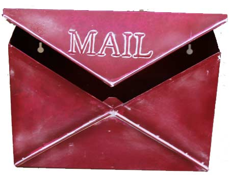 mailbox large to hire