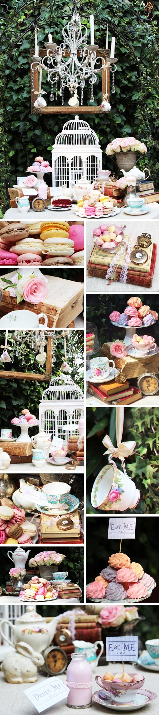 Wedding Inspiration For Brides Whimsical Alice In Wonderland Wedding Inspiration