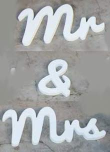 mr and mrs to hire